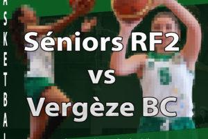 RF2 vs Vergèze BC